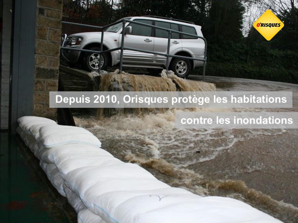 Orisques solutions anti-inondations